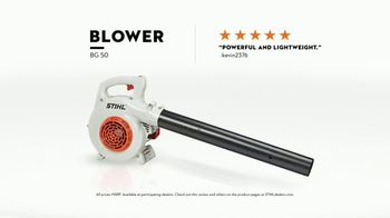 STIHL TV Spot, 'Find Yours: BG 50 Blower' - Thumbnail 8