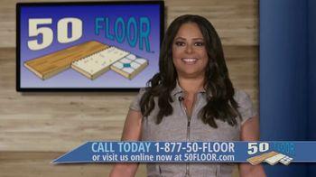 50 Floor September Special TV Spot, 'Orlando: Free Installation' - Thumbnail 1