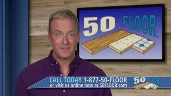 50 Floor September Special TV Spot, 'Orlando: Free Installation' - Thumbnail 2