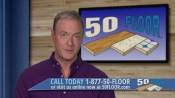 50 Floor September Special TV Spot, 'Orlando: Free Installation' - Thumbnail 7