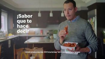 McDonald's Spicy BBQ Chicken Tenders TV Spot, 'Acordeón: Fanta' [Spanish] - Thumbnail 6