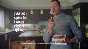 McDonald's Spicy BBQ Chicken Tenders TV Spot, 'Acordeón: Fanta' [Spanish] - Thumbnail 7