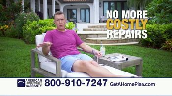 American Residential Warranty TV Spot, 'Relax' Featuring Anthony Sullivan - Thumbnail 9