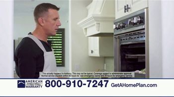 American Residential Warranty TV Spot, 'Relax' Featuring Anthony Sullivan - Thumbnail 4