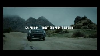 2020 Kia Telluride TV Spot, 'Story: Charge Your Adventure' [T1] - Thumbnail 2