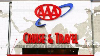 AAA Travel TV Spot, 'Explore Cruising and Adventures' - Thumbnail 1