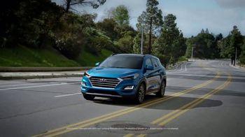 2019 Hyundai Tucson TV Spot, 'Make Blind Spots Less Blind' [T2] - Thumbnail 1