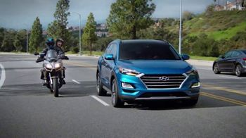 2019 Hyundai Tucson TV Spot, 'Make Blind Spots Less Blind' [T2] - Thumbnail 3