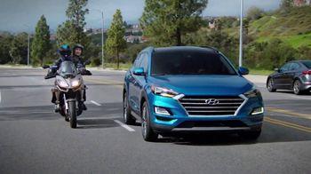 2019 Hyundai Tucson TV Spot, 'Make Blind Spots Less Blind' [T2] - Thumbnail 4