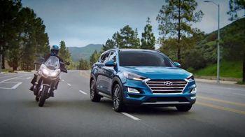 2019 Hyundai Tucson TV Spot, 'Make Blind Spots Less Blind' [T2] - Thumbnail 6
