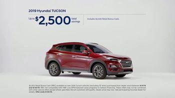 2019 Hyundai Tucson TV Spot, 'Make Blind Spots Less Blind' [T2] - Thumbnail 9