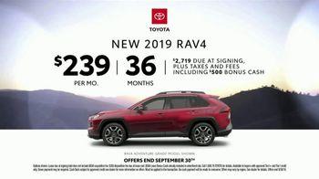 2019 Toyota RAV4 TV Spot, 'Dear Grizzly Bear' [T2] - Thumbnail 8