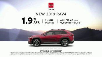 2019 Toyota RAV4 TV Spot, 'Dear Grizzly Bear' [T2] - Thumbnail 9