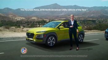 2019 Hyundai Kona TV Spot, 'Paid Attention' [T2] - 91 commercial airings