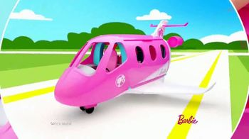 Barbie Dream Plane Playset TV Spot, 'Time to Fly' - Thumbnail 1