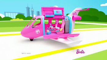 Barbie Dream Plane Playset TV Spot, 'Time to Fly'