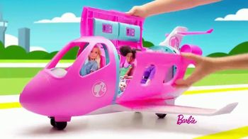 Barbie Dream Plane Playset TV Spot, 'Time to Fly' - Thumbnail 3