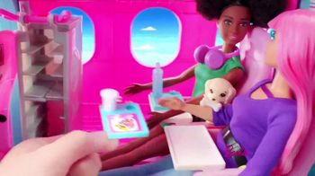 Barbie Dream Plane Playset TV Spot, 'Time to Fly' - Thumbnail 4