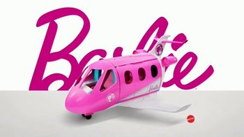 Barbie Dream Plane Playset TV Spot, 'Time to Fly' - Thumbnail 7