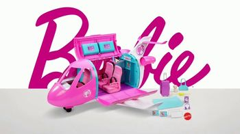 Barbie Dream Plane Playset TV Spot, 'Time to Fly' - Thumbnail 8