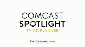 Comcast Spotlight TV Ad Planner TV Spot, 'Build Your Own TV Campaign' - Thumbnail 10