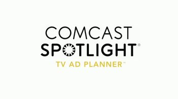 Comcast Spotlight TV Ad Planner TV Spot, 'Build Your Own TV Campaign' - Thumbnail 4
