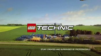 LEGO Technic 4x4 X-treme Off-Roader TV Spot, 'The Ultimate Obstacle Course' - Thumbnail 1