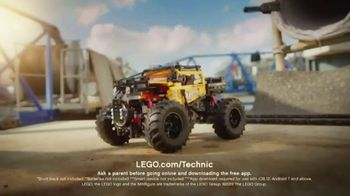 LEGO Technic 4x4 X-treme Off-Roader TV Spot, 'The Ultimate Obstacle Course' - Thumbnail 10