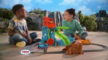 Thomas & Friends Cave Collapse TV Spot, 'Rock Slide' - 410 commercial airings