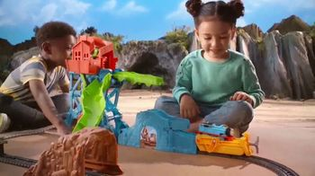 Thomas & Friends Cave Collapse TV Spot, 'Rock Slide' - Thumbnail 5