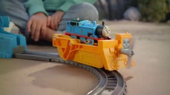 Thomas & Friends Cave Collapse TV Spot, 'Rock Slide' - Thumbnail 6