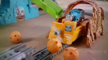 Thomas & Friends Cave Collapse TV Spot, 'Rock Slide' - Thumbnail 8
