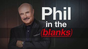 Phil in the Blanks TV Spot, 'It's Never Too Late' - Thumbnail 2