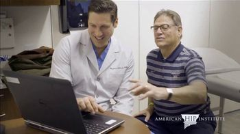 American Hip Institute TV Spot, 'Dedicated' - Thumbnail 2