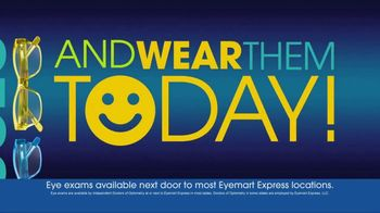 Eyemart Express The Right Sale TV Spot, 'That's Right'