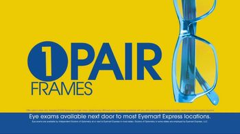 Eyemart Express The Right Sale TV Spot, 'That's Right' - Thumbnail 2