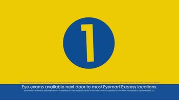 Eyemart Express The Right Sale TV Spot, 'That's Right' - Thumbnail 3