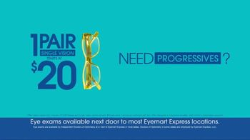 Eyemart Express The Right Sale TV Spot, 'That's Right' - Thumbnail 5