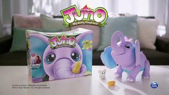 Juno My Baby Elephant TV Spot, 'She Loves Eating Her Peanut' - Thumbnail 10
