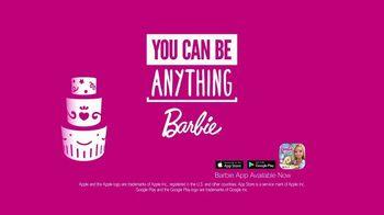 Barbie Cake Decorating Playset TV Spot, 'Let's Bake a Cake' - Thumbnail 8