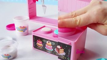 Barbie Cake Decorating Playset TV Spot, 'Let's Bake a Cake'