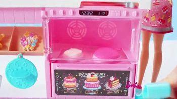 Barbie Cake Decorating Playset TV Spot, 'Let's Bake a Cake' - Thumbnail 3