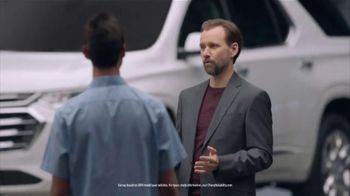 2019 Chevrolet Equinox TV Spot, 'Chevy Surprises Competitive Owners When It Comes to Reliability' [T2] - 1567 commercial airings