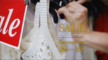 Turn Style Consignment Fall Sale TV Spot, 'Transform Your Wardrobe' - Thumbnail 4