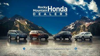 Honda Fall Clearance Sale TV Spot, 'Season to Save' [T2] - Thumbnail 9