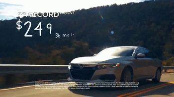 Honda Fall Clearance Sale TV Spot, 'Season to Save' [T2] - Thumbnail 7