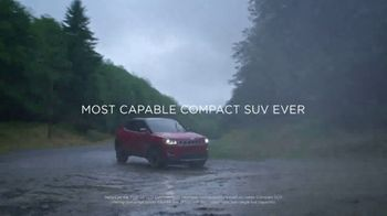 Jeep Adventure Days TV Spot, 'When It Rains: Compass' Song by Of Monsters and Men [T1] - Thumbnail 5