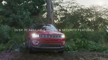 Jeep Adventure Days TV Spot, 'When It Rains: Compass' Song by Of Monsters and Men [T1] - Thumbnail 7