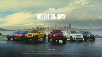 Jeep Adventure Days TV Spot, 'When It Rains: Compass' Song by Of Monsters and Men [T1] - Thumbnail 9