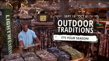Bass Pro Shops Outdoor Traditions Sale TV Spot, \'Dawn to Dusk\'